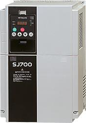 Преобразователи частоты Hitachi общепромышленная серия SJ700