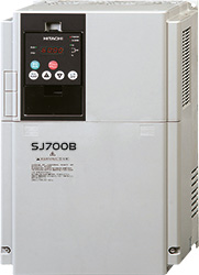 Преобразователи частоты Hitachi насосная серия SJ700В