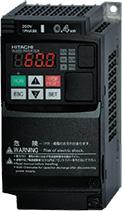 Преобразователи частоты Hitachi компактная серия WJ200
